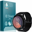 Samsung Galaxy Watch Active Matte Screen Protector 6-Pack (40mm)