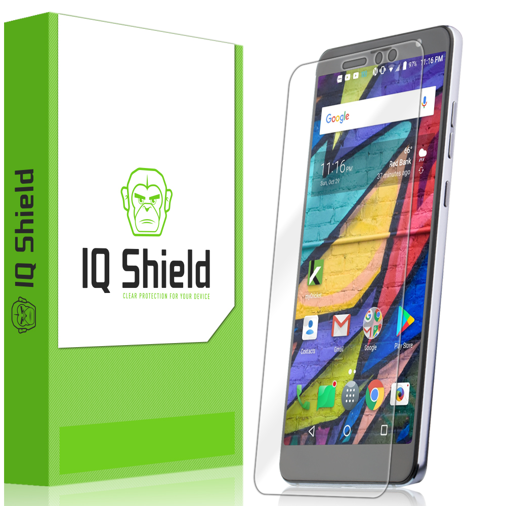 ZTE Blade Max View LiQuid Shield Screen Protector