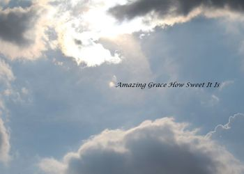 Amazing Grace Christian Photograph - 3 Sizes Available