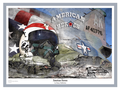 American Heroes - Air Force by Danny Hahlbohm - Unframed Christian Art