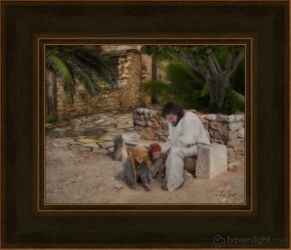 As A Child by Greg Sargent - 14 Framed & Unframed Options