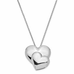 """Best Friends (Mother and Daughter) 18"""" Necklace"""