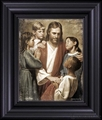 Christ And Children From Around The World by Del Parson - 9 Framed & Unframed Options