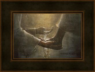 Christ The servant by Yongsung Kim - 8 Options Available