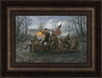 Crossing The Swamp by Jon McNaughton - 6 options available
