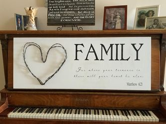 Family Christian Wall Decor