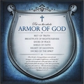 Full Armor Of God MDS Plaque