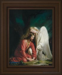 Gethsemane Altar Piece by Carl Bloch - 11 Options Available