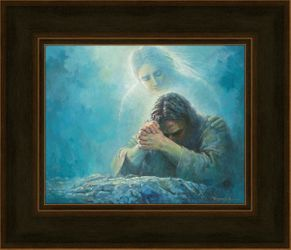 Gethsemane Prayer by Yongsung Kim - 14 Options Available