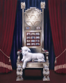 Lamb On The Throne by William Hallmark - 5 Options Available