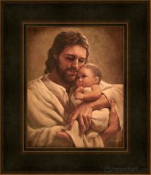 In The Arms Of His Love by Del Parson - 11 Framed & Unframed Options