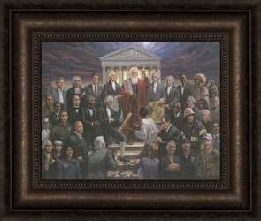 Justice For All by Jon McNaughton - 10 Options Available