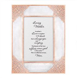 Loving Mother Framed Tabletop Christian Home Decor