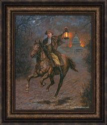Modern Day Paul Revere by Jon McNaughton - 8 Options Available