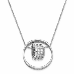 "Mother & Daughter Forever 18"" Necklace"