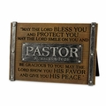Pastor Blessings Plaque
