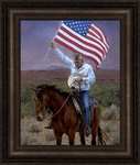 Pray For America by Jon McNaughton - 6 Options Available