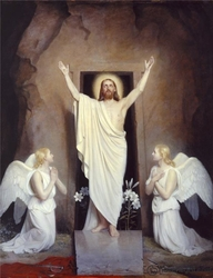Resurrection by Carl Bloch - 4 Options Available