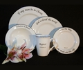 Scripture Tableware Salvation Collection