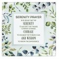 Serenity Prayer Framed Tabletop Christian Home Decor