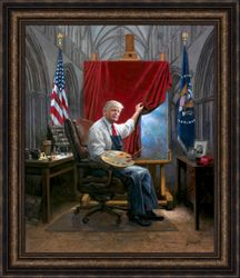 The Masterpiece by Jon McNaughton - 10 Sizes Available