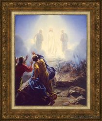 The Transfiguration of Christ by Carl Bloch - 5 Options Available