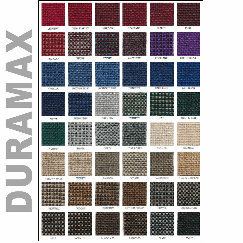 Duramax Commercial Fabric