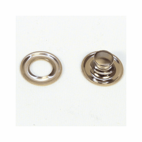Nickle Plated Brass Grommets
