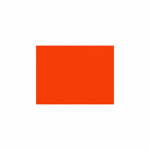 "Orange Recacril 60"" Acrylic Canvas"