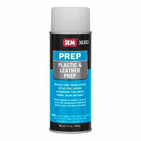 Sems Plastic and Leather Prep