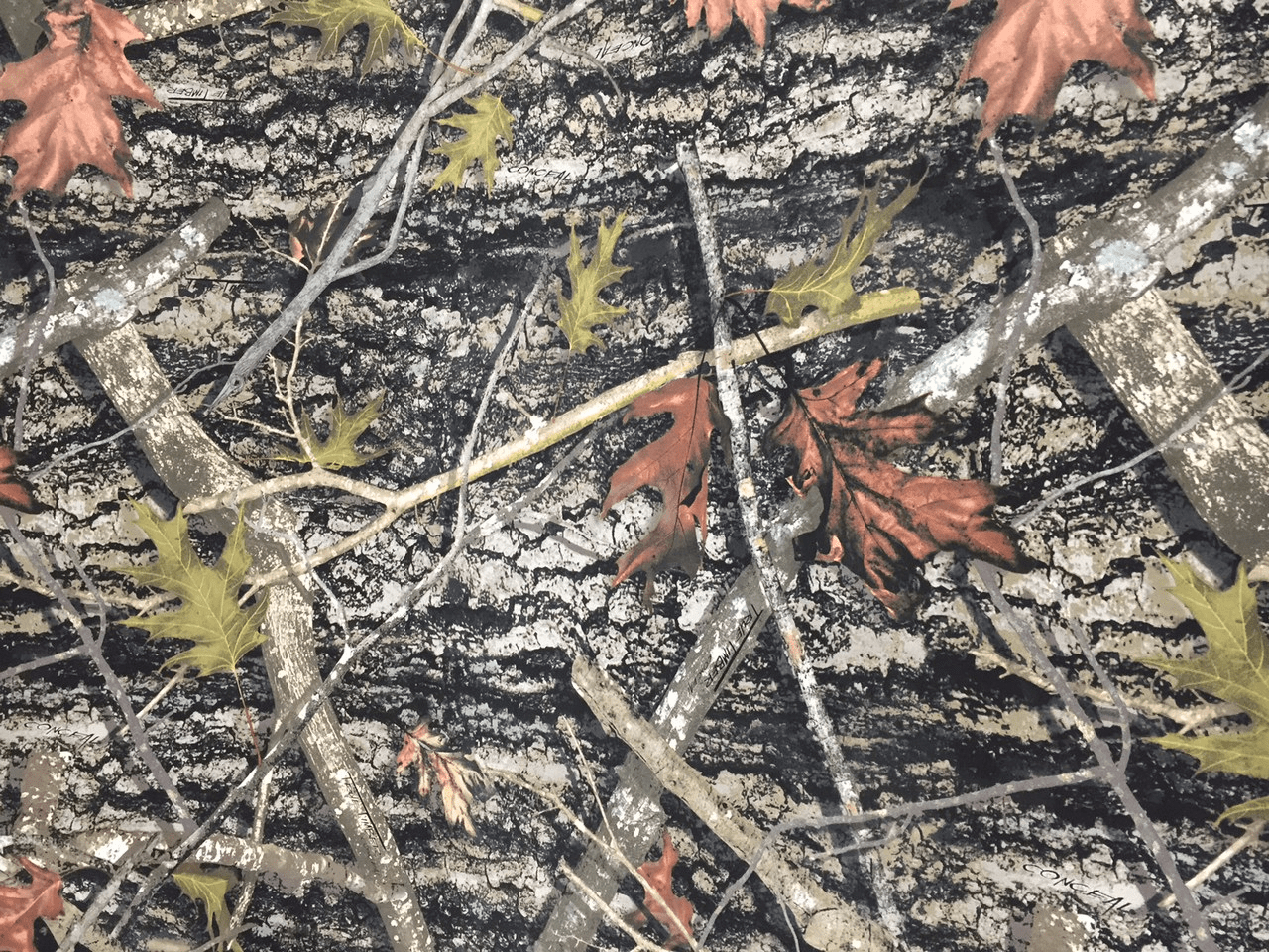 True Timber New Conceal Camoflage Fabric
