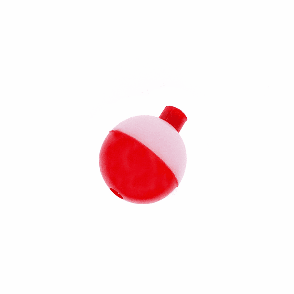"1-1/2"" Red & White - Fishing Floats - Terminal Tackle"