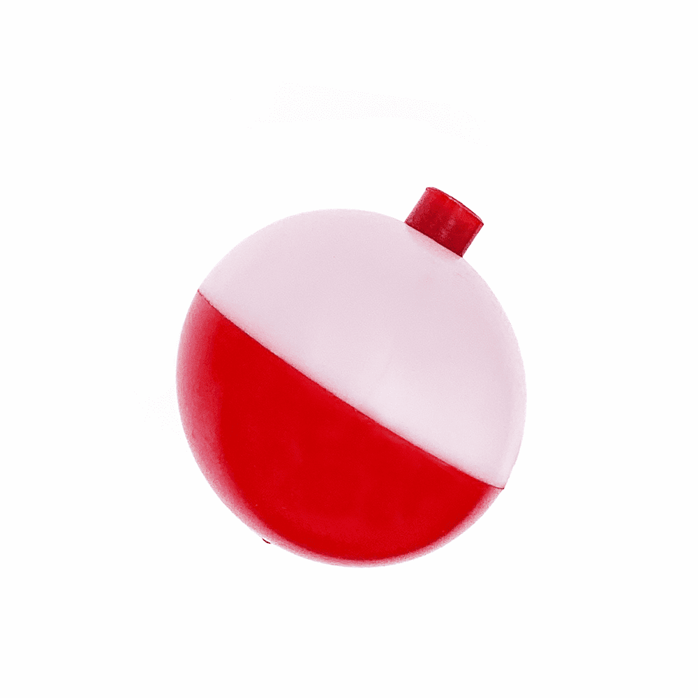 "2"" Red & White - Fishing Floats - Terminal Tackle"