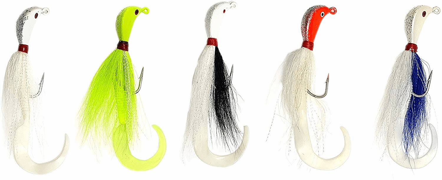 Banana Bucket Jigs 1-1/2oz 15pcs