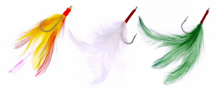 Feather Hooks