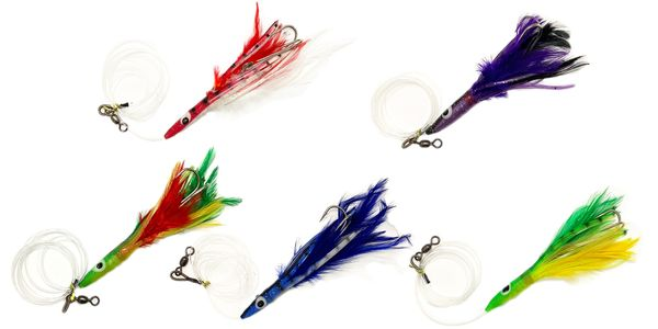 Saltwater Lures & Spoons