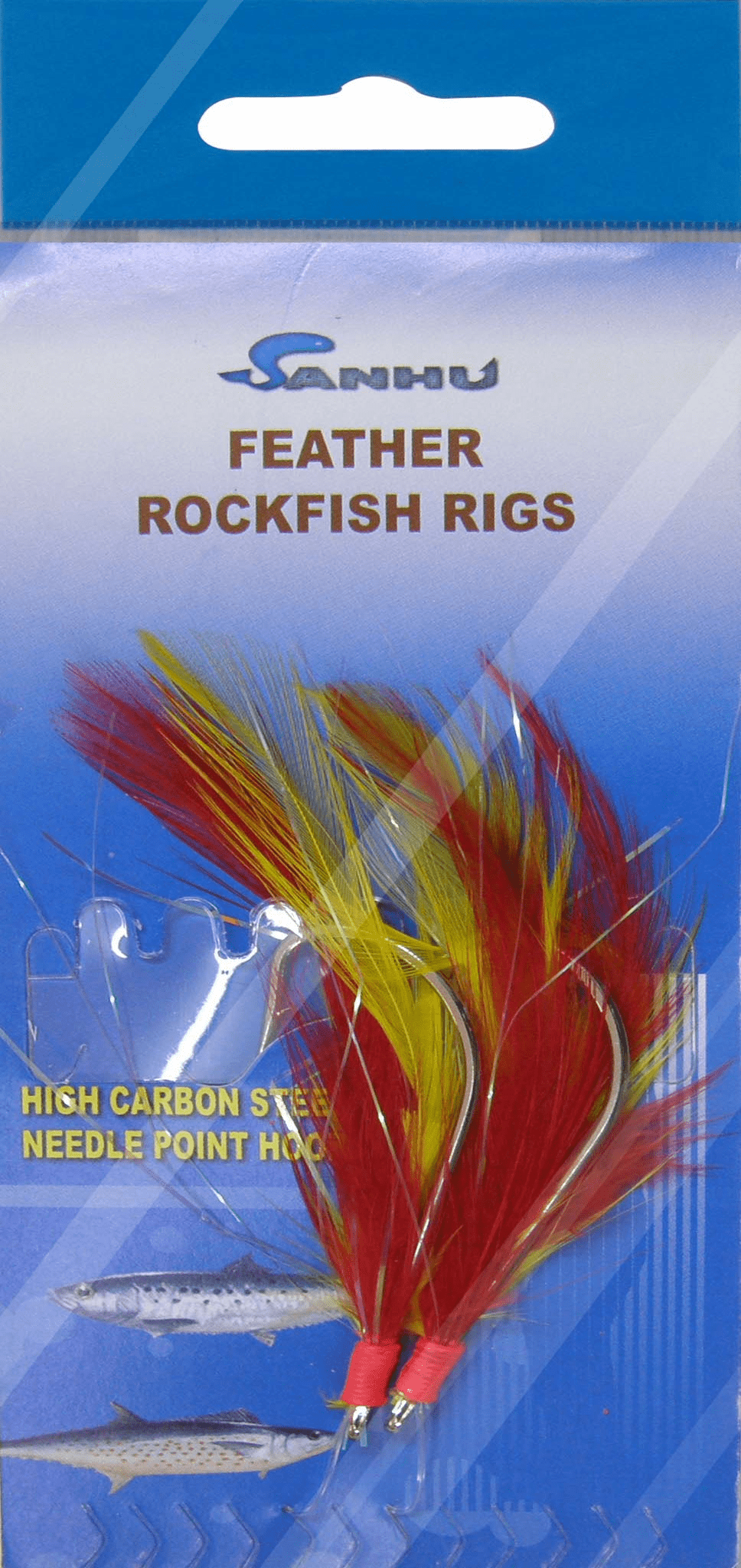 Rocked Feather Rigs