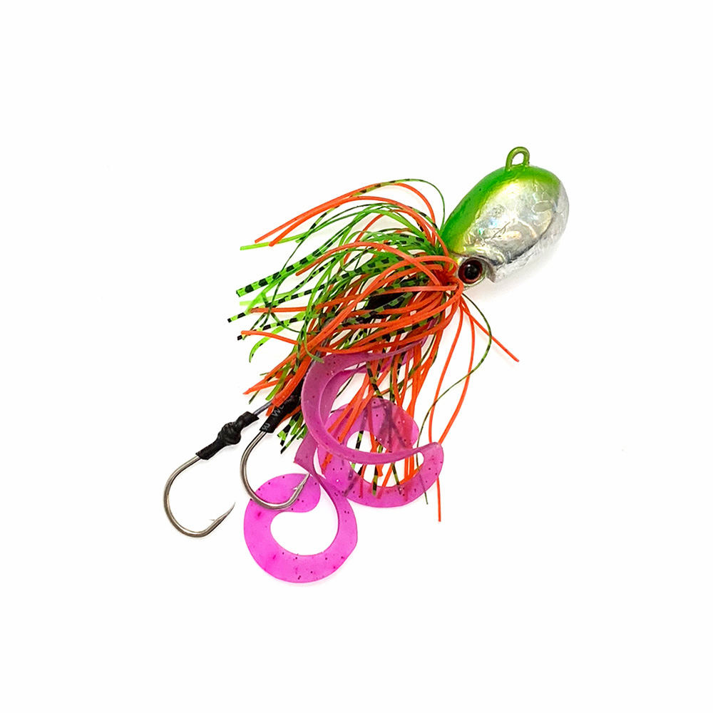 Thunder Jigging Jig 7oz-200g Green