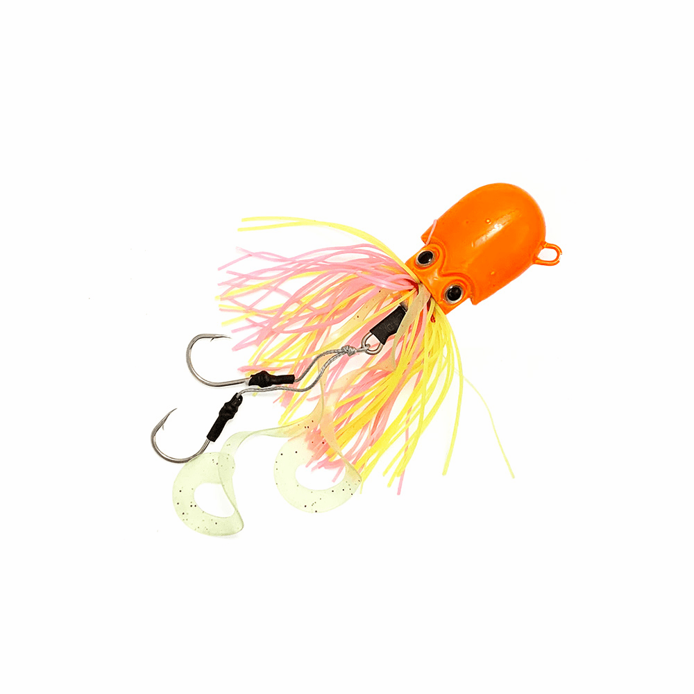 Thunder Jigging Jig 9oz-255g Orange