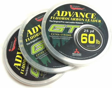 Advance GT Fluorocarbon Leader - Most Affordable Fluoro on the market!