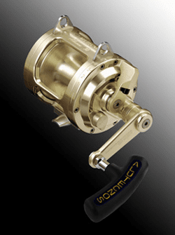 Alutecnos Albacore One Speed Reels