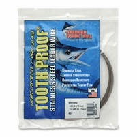 American Fishing Wire Toothproof 1/4Lb Coils