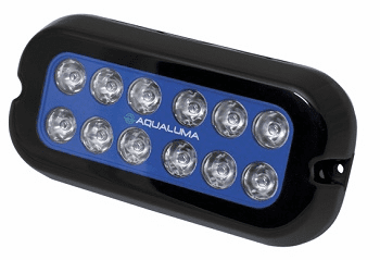 Aqualuma FF12B LED Surface Mount Underwater