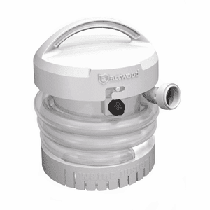 Attwood WaterBuster� Portable Pump - 200 GPH