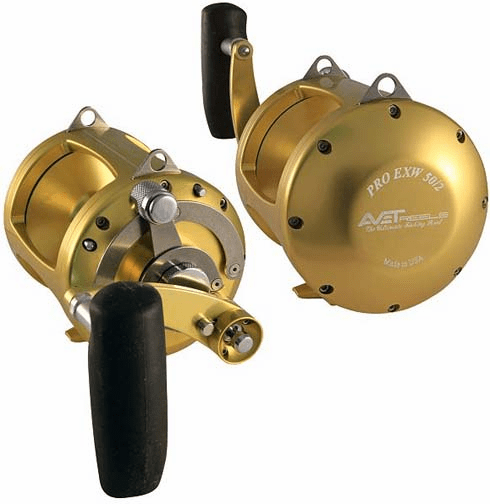 Avet EX50/2 2-Speed Fishing Reel