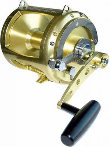 Avet EXW80/2 2-Speed Fishing Reel