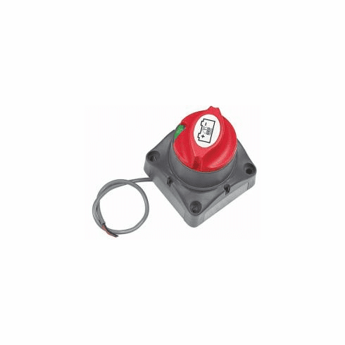BEP 701MD Mini Battery Switch 275A Continuous Motorized