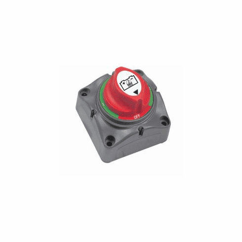 BEP 701S Mini Battery Switch 1-2-Both-OFF 300A Max