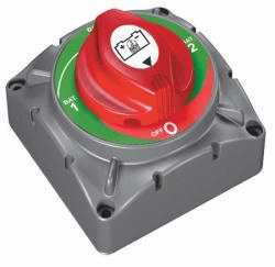BEP 721 Heavy Duty Switch ON-Both-ON-OFF Up to 500A