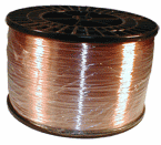 Bulk Copper Rigging Wire 10Lb Spool